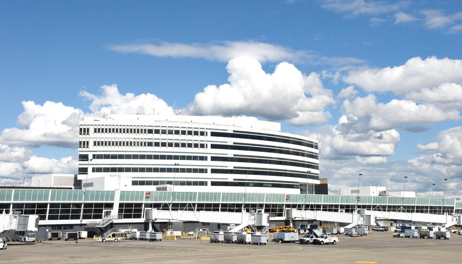 西雅图-塔科马国际机场的租车