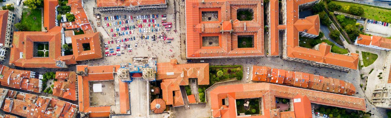 圣地亚哥-德孔波斯特拉酒店