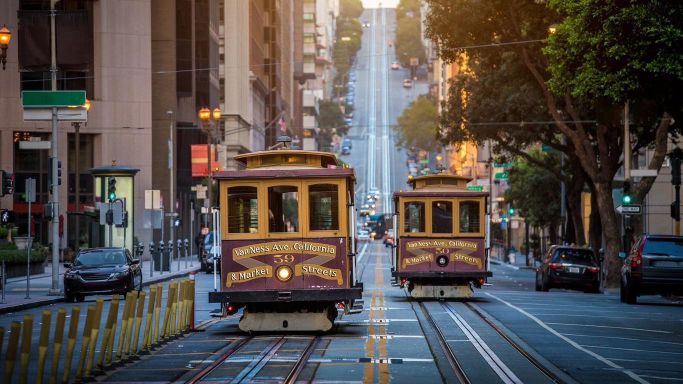 旧金山租车