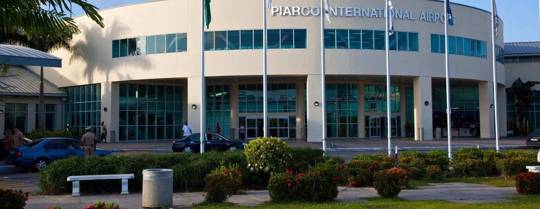 Piarco租车