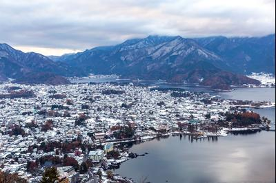 富士河口湖酒店