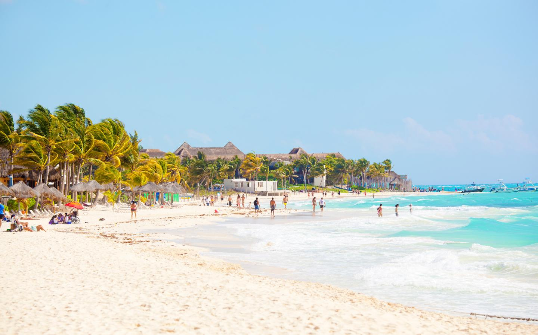 卡曼海灘酒店