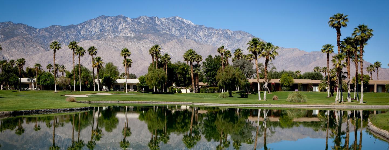 棕榈泉 Palm Springs的租车