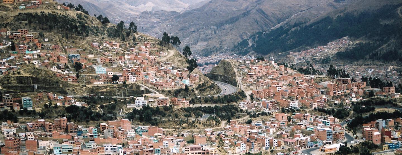 拉巴斯 El Alto Intl的租车