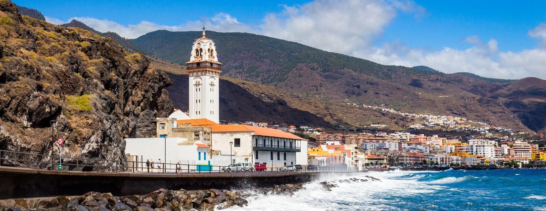 圣克鲁斯-德特内里费 Tenerife-Norte的租车