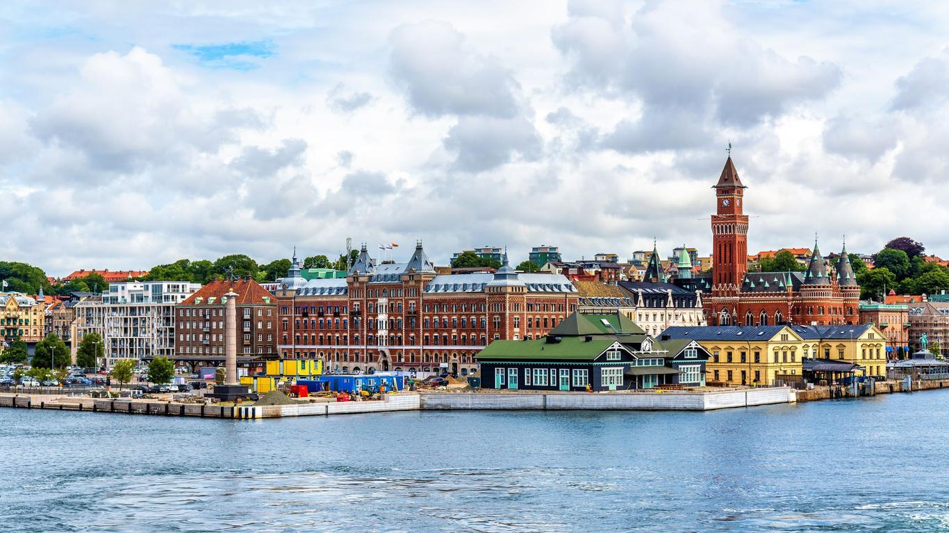 赫尔辛堡租车
