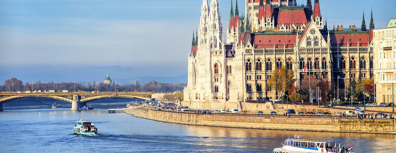布达佩斯国际机场的租车