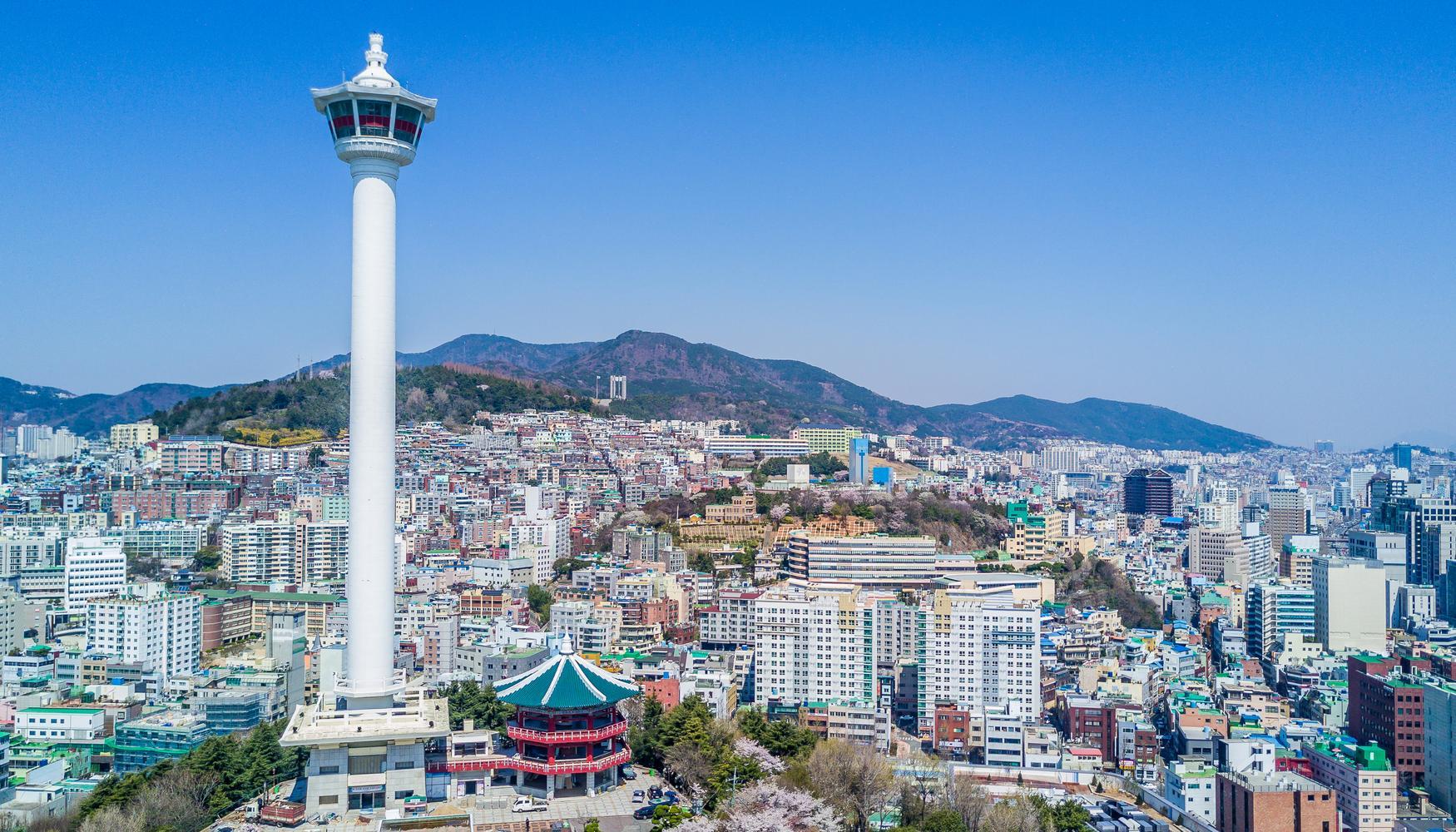 釜山 金海国际机场的租车