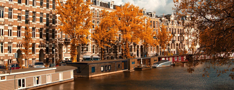 阿姆斯特丹的精品酒店