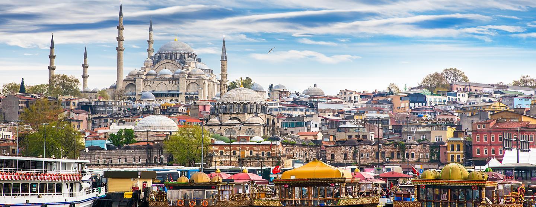 伊斯坦布尔的精品酒店