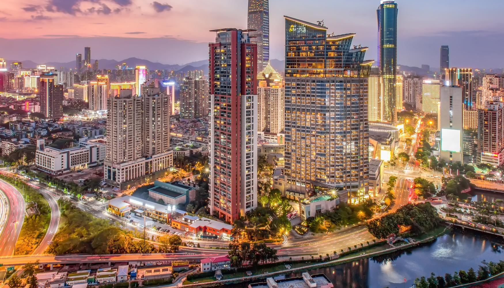 深圳宝安国际机场的租车