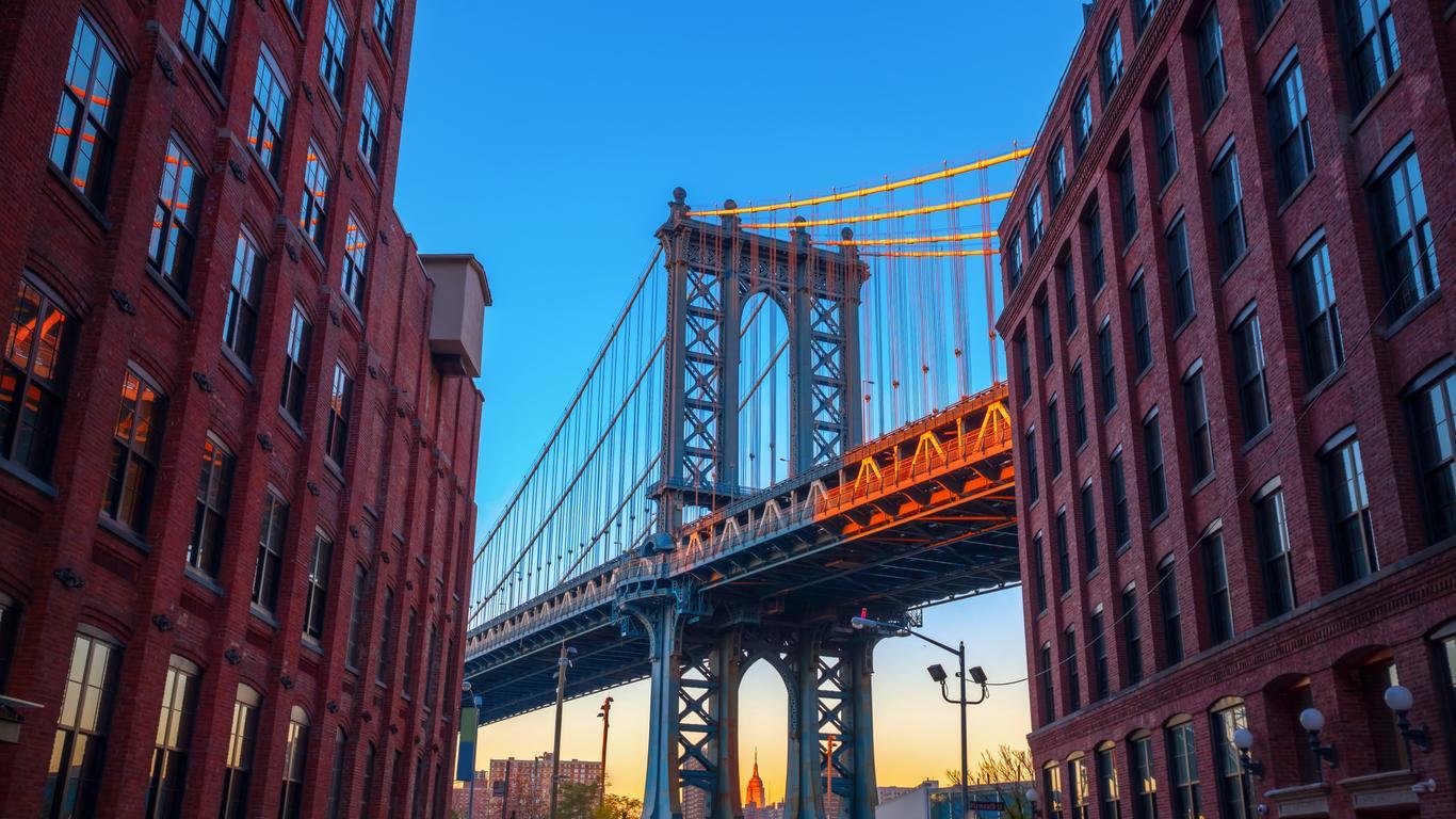 布鲁克林租车