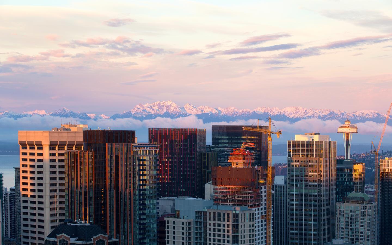 西雅图酒店