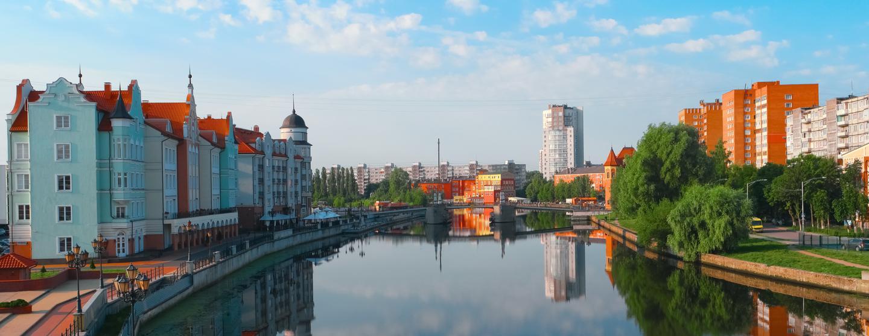 加里宁格勒 Kaliningrad的租车