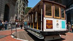 Powell and Market Cable Car Turnaround附近的旧金山酒店