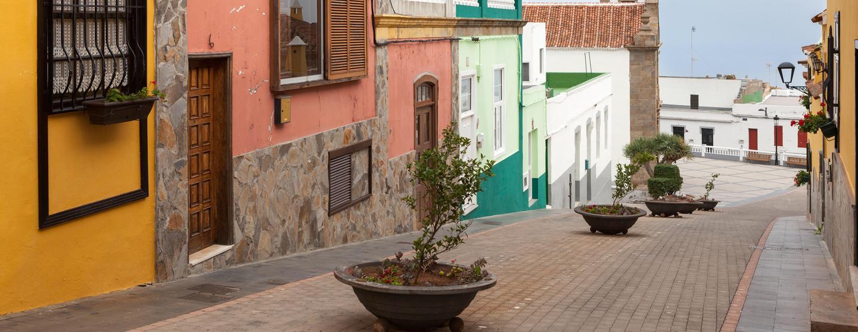 格拉纳迪利亚德亚沃纳 Tenerife-Sur的租车