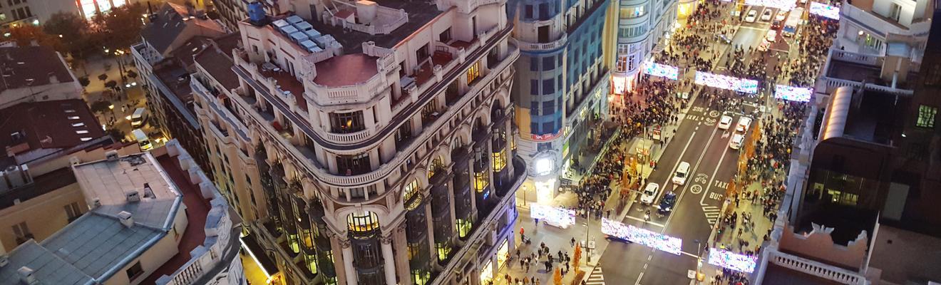 马德里酒店