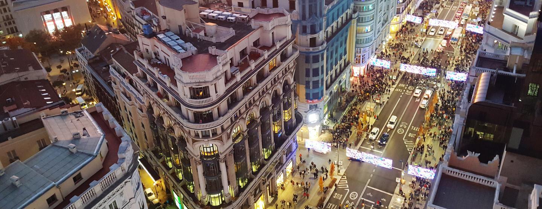 马德里的家庭酒店