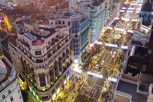 马德里的酒店优惠