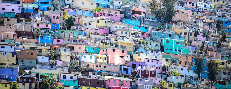 海地首都太子港 Mais Gate的租车
