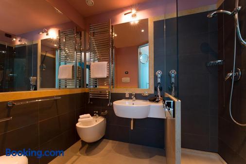 公爵别墅cdh酒店 - 帕尔马 - 浴室