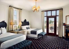 法国街区酒店 - 查尔斯顿 - 睡房