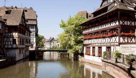 欧洲特拉斯堡蓬徳F1酒店 - 斯特拉斯堡 - 户外景观