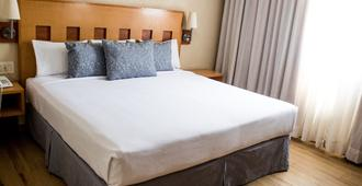 米拉贝尔酒店 - 克雷塔罗 - 睡房