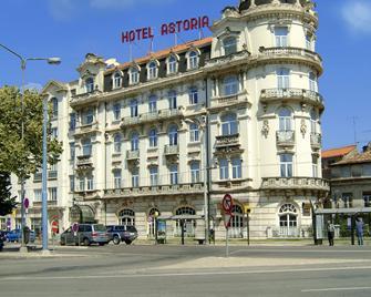 阿斯托里亚酒店 - 科英布拉 - 建筑