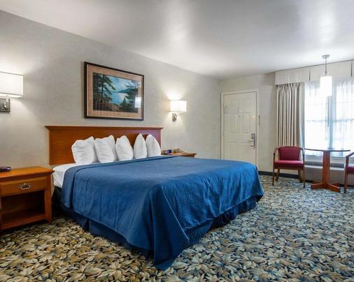 乔治湖品质酒店 - 乔治湖 - 睡房