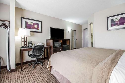 杰克逊品质酒店 - 杰克逊 - 睡房