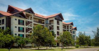 婆罗洲海滩别墅 - 亚庇 - 建筑