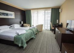 橄榄城大酒店 - 索非亚 - 睡房