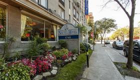新休闲Spa酒店 - 蒙特利尔 - 建筑