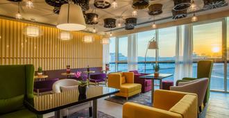 迪拜汽车城丽柏酒店 - 迪拜 - 休息厅