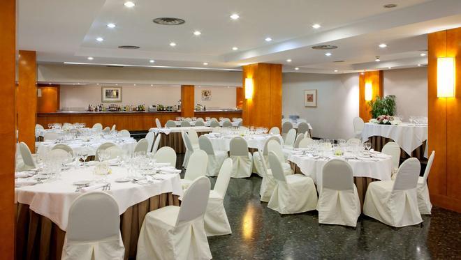 Nh希达德昆卡城酒店 - 昆卡 - 宴会厅