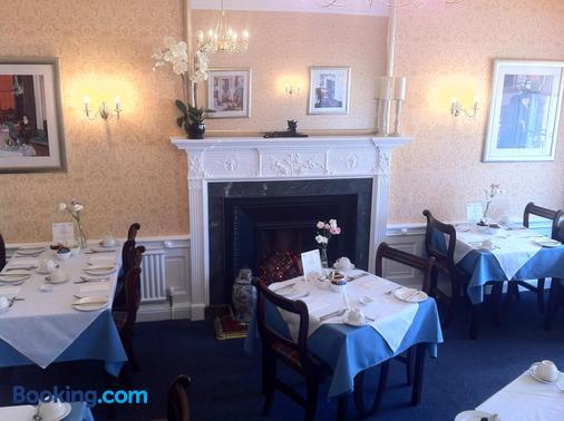 爱丁堡老约克宾馆 - 爱丁堡 - 餐馆