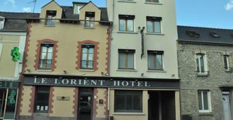 洛里恩特酒店 - 雷恩 - 建筑