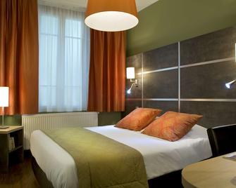 布洛涅里沃代塞纳河酒店 - 布洛涅比扬古 - 睡房