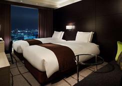 东京三井花园银座酒店 - 东京 - 睡房