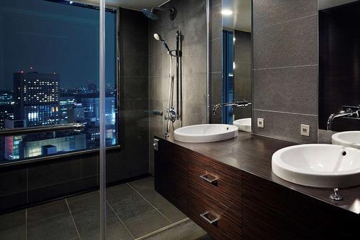 东京三井花园银座酒店 - 东京 - 浴室