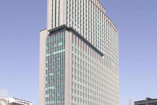 三井花園飯店銀座普米爾 - 东京 - 建筑
