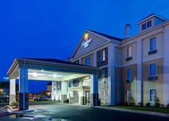 凯富酒店 - 西门罗 - 建筑