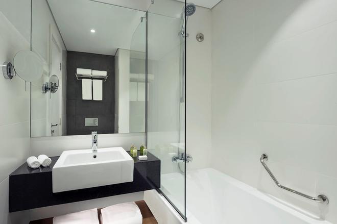 迪拜温德姆特瑞普酒店 - 迪拜 - 浴室