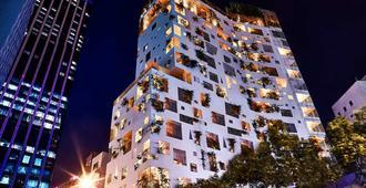 东桂神秘岛酒店 - 胡志明市 - 建筑