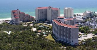 托普斯海滩球拍度假村 - 瓦卡萨酒店 - 米拉马海滩 - 户外景观