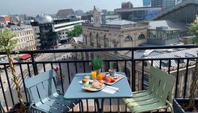 查诺酒店 - 里尔 - 阳台