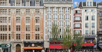 查诺酒店 - 里尔 - 建筑