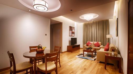 阿尔巴沙玫瑰公园酒店 - 迪拜 - 餐厅