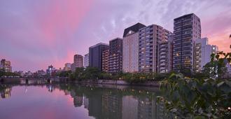 广岛日航城市饭店 - 广岛 - 建筑